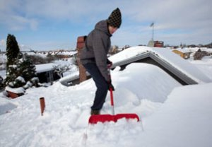 Deep Snow Removal