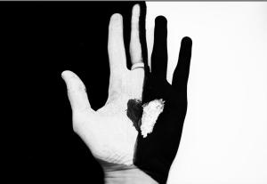 Racism Hand